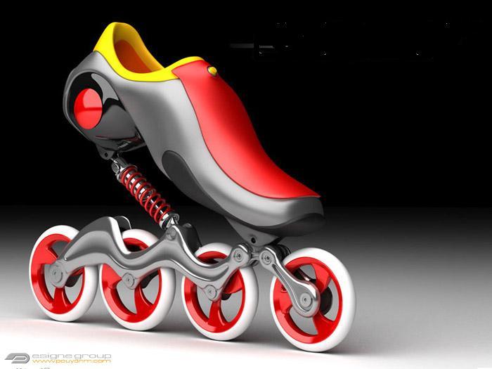 Mercury Skates
